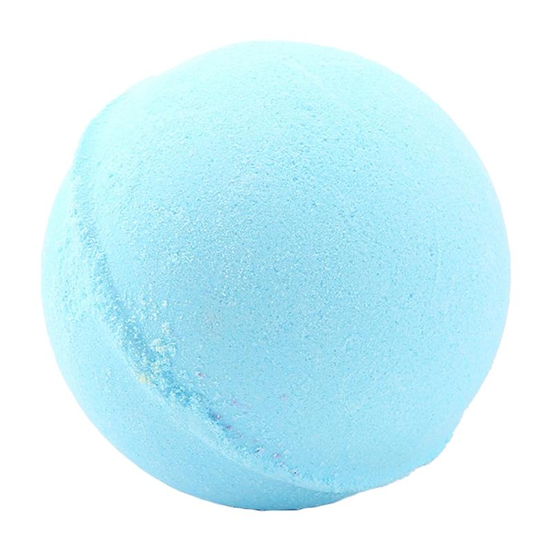 Bath Salt Ball Natural Bubble Shower Bombs Deep Sea Bath Salt Body Rose Essential Oil Body Skin Whiten Relax Stress Relief 20G
