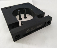 High quality strong Router/Spindle Mount Diameter 52mm, 65mm, 71mm, 80mm for Workbee OX CNC Router Machine