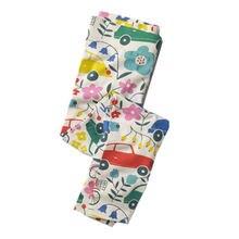 Toddler Foshnjat Vajzat Leggings Fëmijët 100% Pambuk 2018 Pantallona për Fëmijë të markave të reja Pantallona pantallona të shtypura Rroba të shtypura Makina zogj