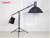 Falconeyes Свет Стенд большой поперечный штангу Топ лампа крест стойки основная рама набор flash свет фар стенд LSB 8 CD50 T06
