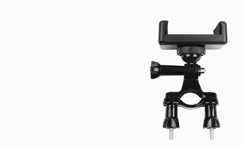 Smart Cell Phone Mount Holder Stander Phone Clip For Feiyu Handheld PTZ Gimble Gimbal F19355