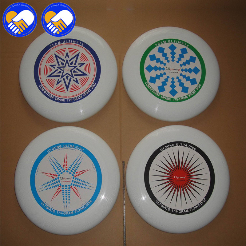 1piece Professional 175g 28cm Ultimate Flying Disc Flying Saucer Outdoor Leisure Men Women Child Kids Outdoor Game Play