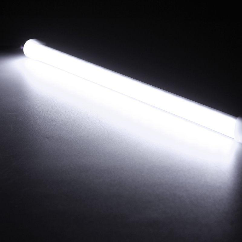 Smuxi 30/50CM 4W/7W 8520 SMD LED Aluminum Alloy Shell Under Cabinet Lamp Strip Hard Light Tube Bar Light DC12V Pure White