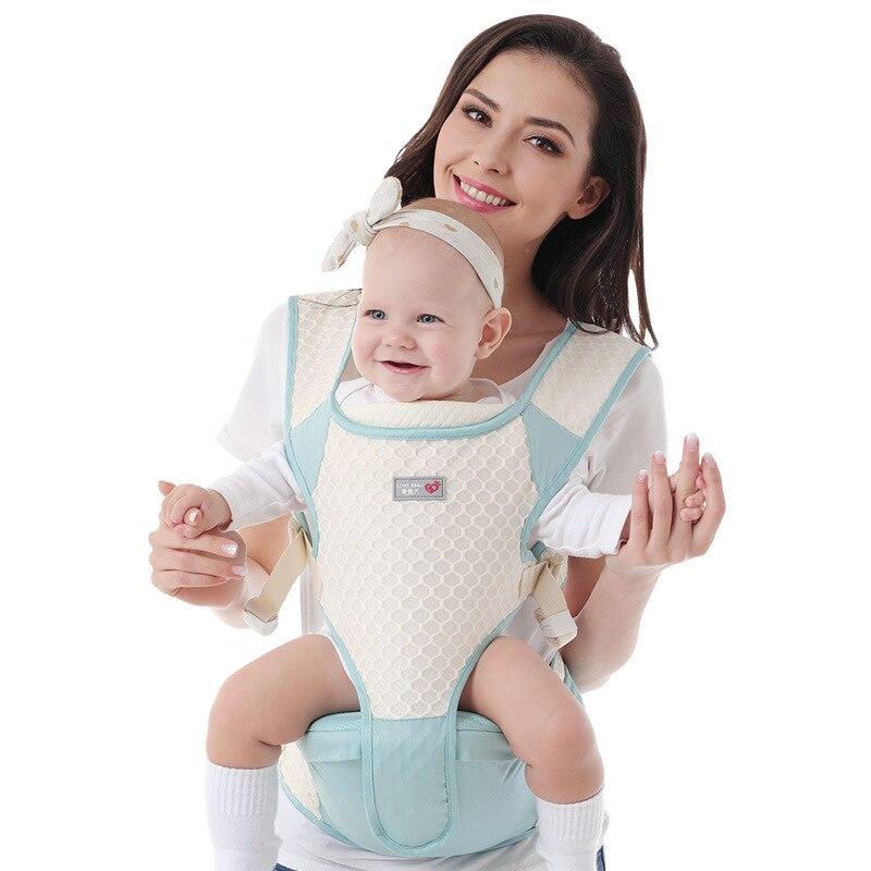 Sac à dos de porte-bébé ergonomique et respirant porte-bébé Portable pour bébé