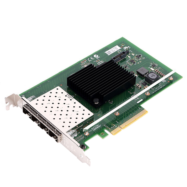 Drivers for Intel Converged Network Adapter X710-T Ethernet