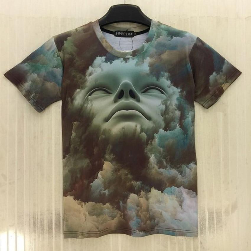 Mr.1991 12-20 lat nastolatki chłopca koszulka najnowszy mody 3D - Ubrania dziecięce - Zdjęcie 5