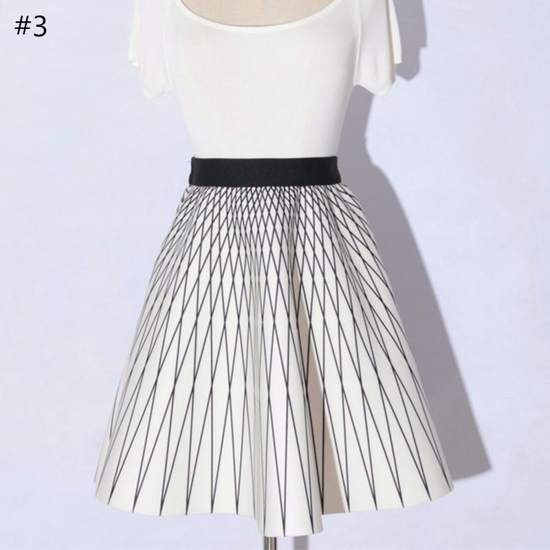 high waist skirt 05