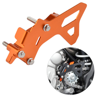 Case Saver Sprocket Drive Cover Protector For KTM 250 350 EXCF 250 300 SX EXC XC W TPI XC XCW 2017 2018 2019 250/350 SXF XCF