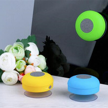 Waterproof speakers Wireless Bluetooth Speaker Mini Portable  Sucker Speaker