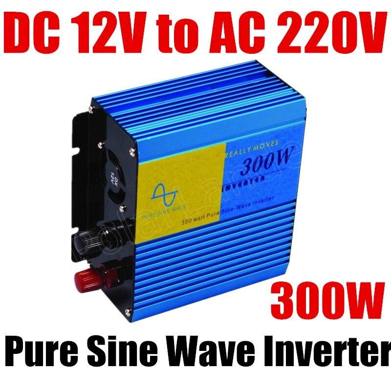 USB port car charger power inverter pure sine wave inverter DC12V to AC220V 300W car converter 50HZ dc12v to ac220v pure sine wave power inverter 1500w dc to ac home use power inverter dc to ac car power inverter