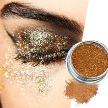 24 Color Diamond Shimmer Eye Shadow Pigment Face Body Glitter Powder Makeup Highlighter Brightens Professional Cosmetics