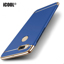 Купить с кэшбэком iCOOL Cover For XiaoMi Mi A1 MiA1 Case Premium Frosted Shockproof Skin Protector Case for XiaoMi Mi 5x Mi5x Funda