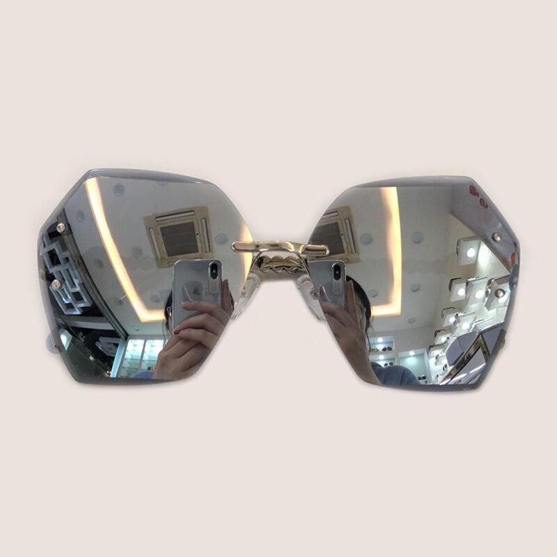Feminino 1 Sol Oculos 7 no 3 no no Hohe no Mit 2019 Mode Sonnenbrille Polarisierte Marke no Frauen 5 4 De Qualität 6 no Randlose Verpackung 2 Designer No qzxPxw7a