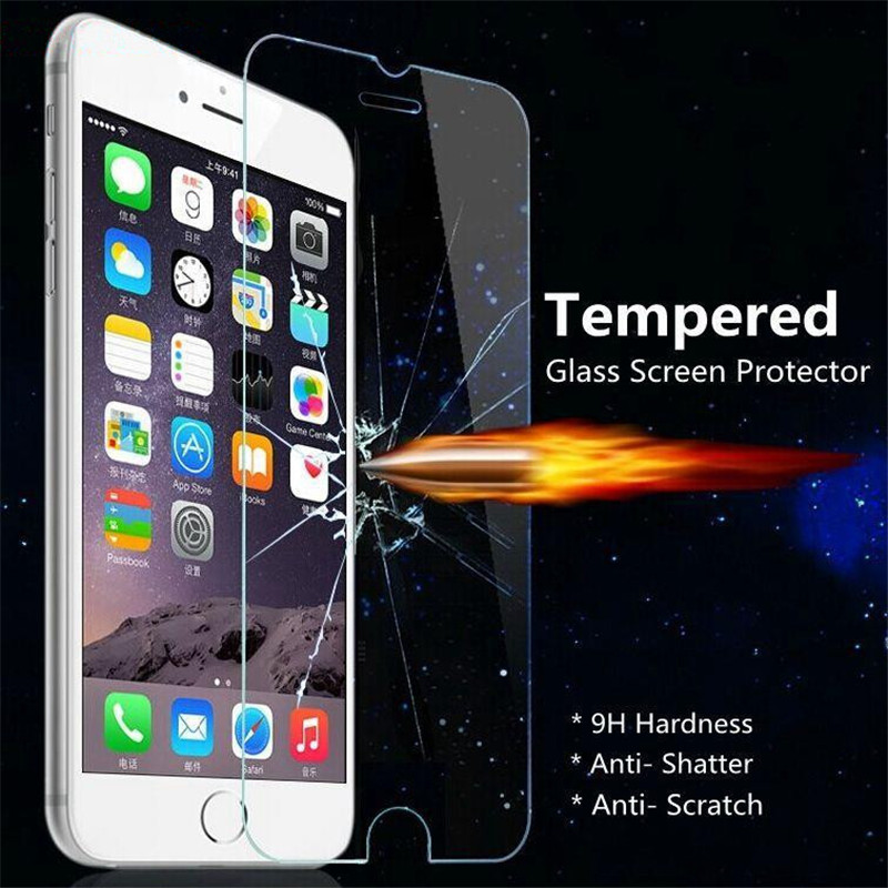 Tempered Glass Screen Protector For Apple iPhone 6 4.7