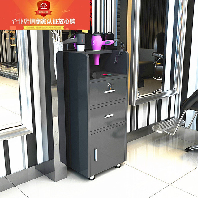 Exceptionnel Barber Salon Tool Cabinet Cart Trolley Beauty Product Display Cabinets  Mirror