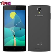 Alfa 5 5.0 дюймов SC7731 Leagoo Quad Core Мобильный Телефон Android 5.1 1 ГБ RAM 8 ГБ ROM 8MP 1280*720 Dual Sim Разблокирована GPS Телефон