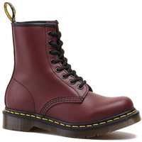 OLPAY dr martens women martens 1460 boots women shoes woman womens winter fashion 2018 Genuine Leather high heel boots