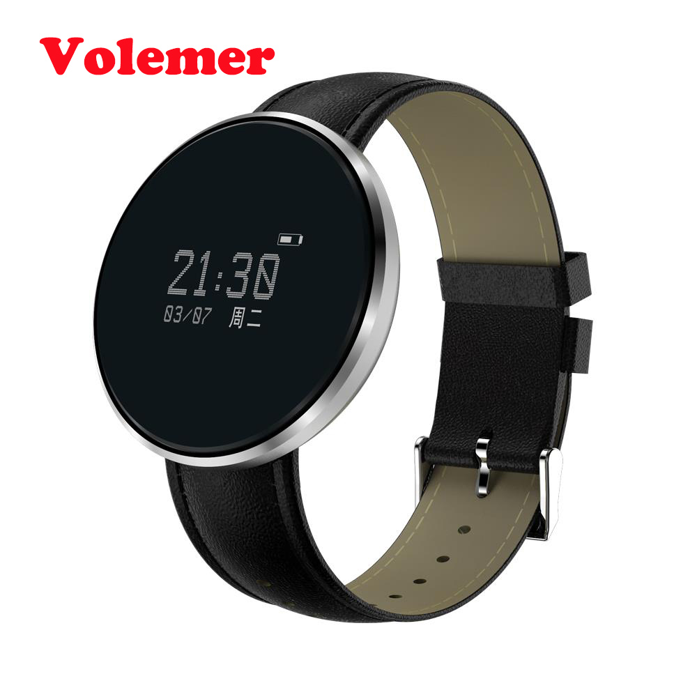 Volemer CF006 Activity Smart Wristband Heart Rate Monitor Blood Pressure Blood Oxygen Fitness Tracker Band Bluetooth