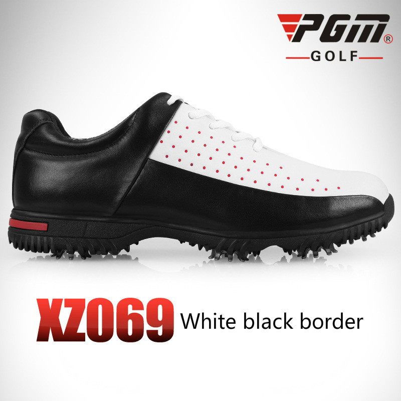 Mens Waterproof Activitive Nail Non-slip Golf Shoes Male Outdoor Shock Absorption Light Good Grip Comfortable Shoes AA10102Mens Waterproof Activitive Nail Non-slip Golf Shoes Male Outdoor Shock Absorption Light Good Grip Comfortable Shoes AA10102