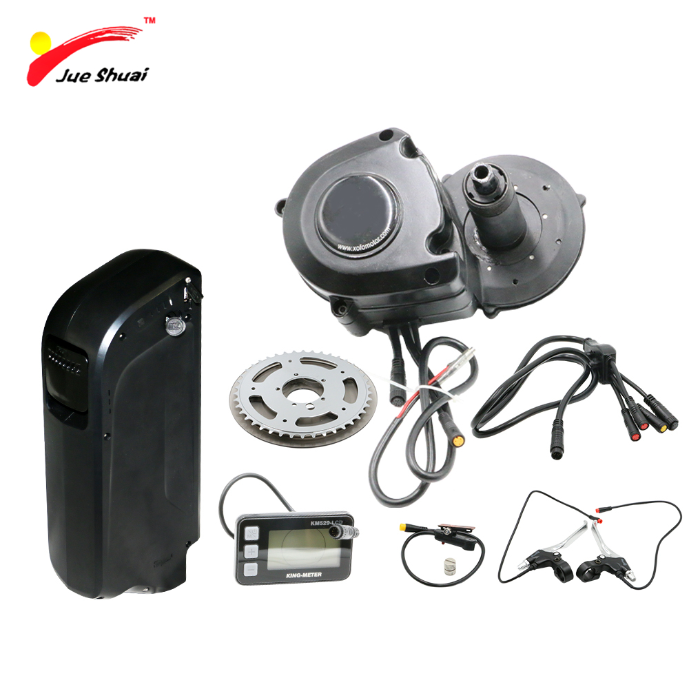 Electric Bicycle Motor Kit With Battery In India: Aliexpress.com : Buy 48V 700W Ebike Electric Bicycle Mid
