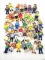 1 Unidades 5 cm Alemania Genuino Enviado Aleatoriamente Playmobil Muñecas Juguetes Figuras de Acción Clásica Colección de Juguetes para Los Niños