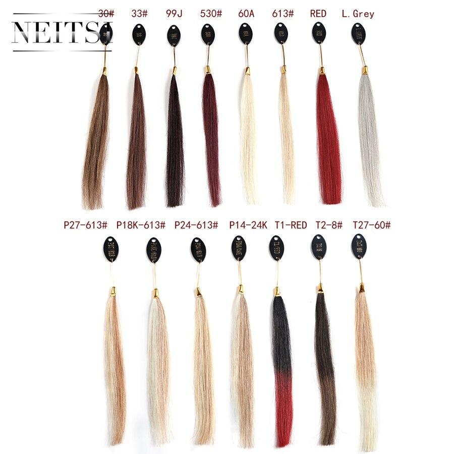 Anéis da cor do cabelo
