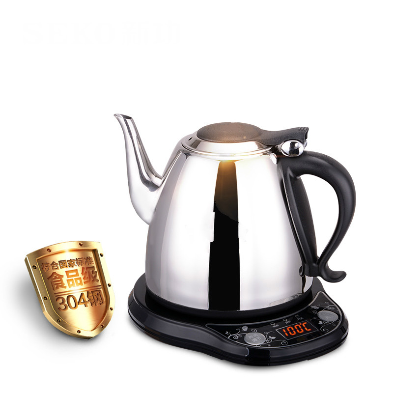 Electric kettle quick automatic power cut intelligent teapot 304 stainless steel full intelligent water purifier edition automatic electric kettle