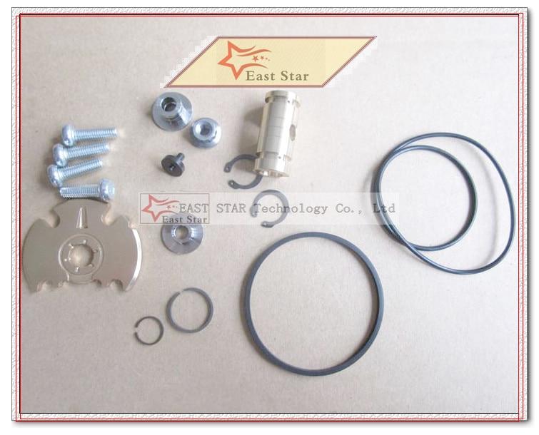 Turbo Repair Kit rebuild GT2056V 767720 767720-5004S 769708 769708-0004 For NISSAN Navara D40 Pathfinder R51 YD25 YD25DDTi 2.5L free ship turbo cartridge chra 767720 767720 5004s 767720 5003s 114411 eb70b 114411 eb70c for nissan navara pathfinder yd25ddti