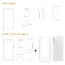 Versión Global Xiaomi Redmi 6A 2 GB 32 GB 6 Helio A22 teléfono móvil 13.0MP cámara trasera 3000 mAh 5,45 «18:9 Pantalla Completa 1440*720