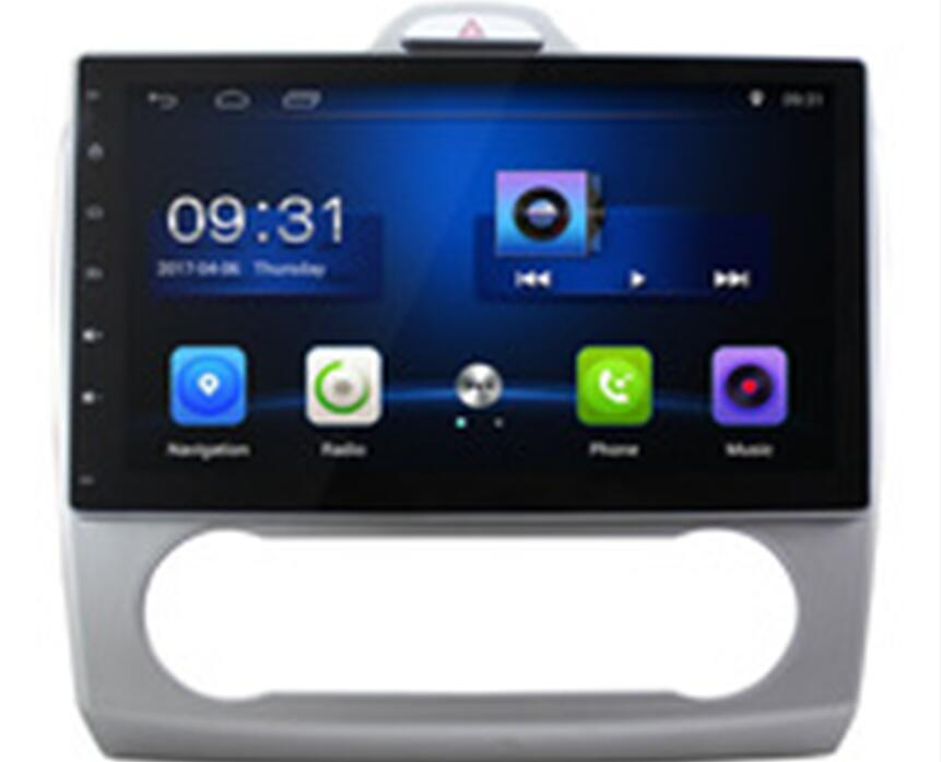 10.2Android 6.0 ! Car DVD PC Multimedia DVD Player GPS Navi Stereo Radio Fit FORD FOCUS MONDEO S-MAX CONNECT 2005-2011 OBD WIFI