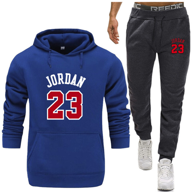 74aa8325 New 2019 Brand New Fashion JORDAN 23 Men Sportswear Print Men Hoodies  Pullover Hip Hop Mens