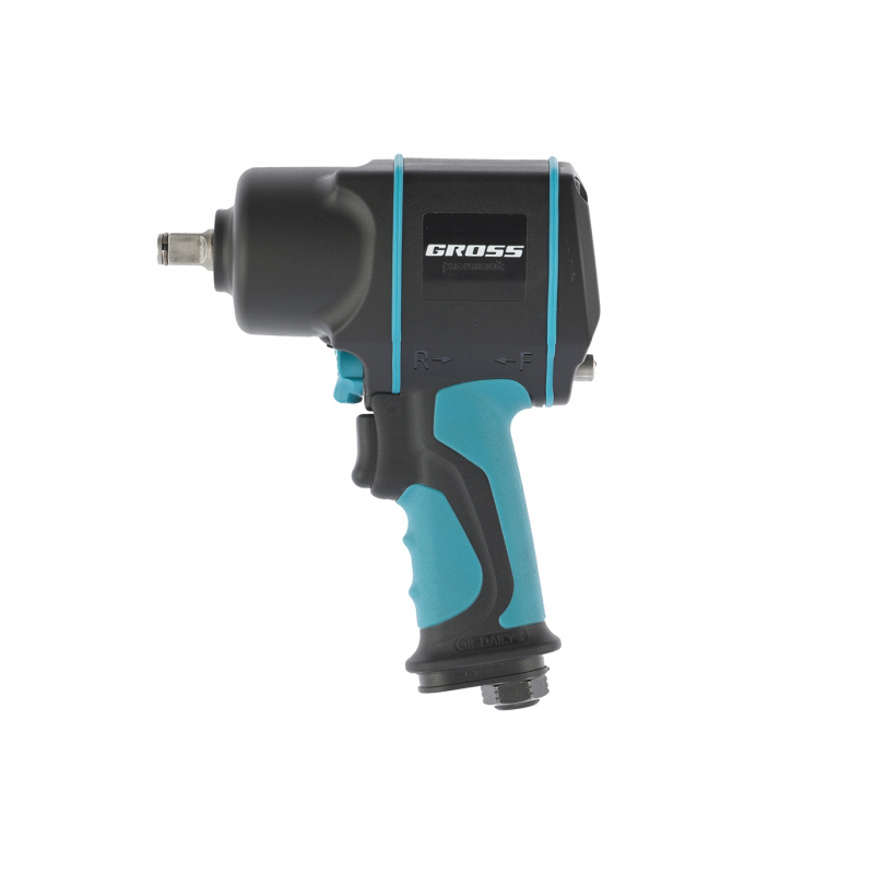 Pneumatic impact wrench GROSS 57442 lithium rechargeable electric wrench wrench cordless impact wrench scaffolding installation tool can change car wheel