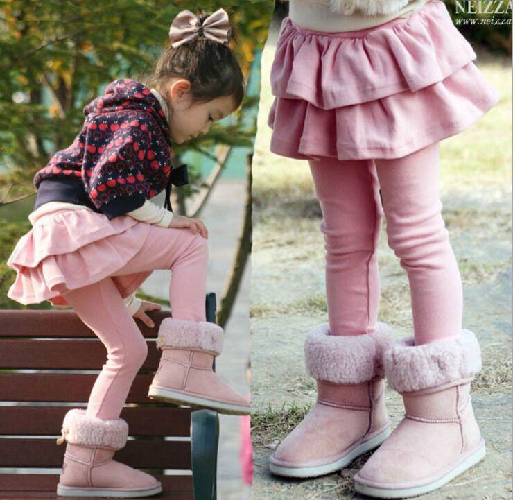 Cute Baby Mädchen Kinder Leggings Nette Fuchs Weiche Baumwolle Qualität Dünne Strumpfwaren Kleinkind Mädchen Legging Kleidung 1-5y 2016 Neue Leggings
