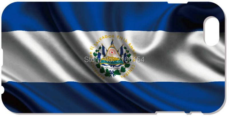 Сальвадор Флаг Крышка для iPhone 5 5S SE 5C 6 6 S 7 Plus для Samsung Galaxy A3 A5 A7 a8 A9 J1 J3 J5 J7 2016 сотовый телефон случае