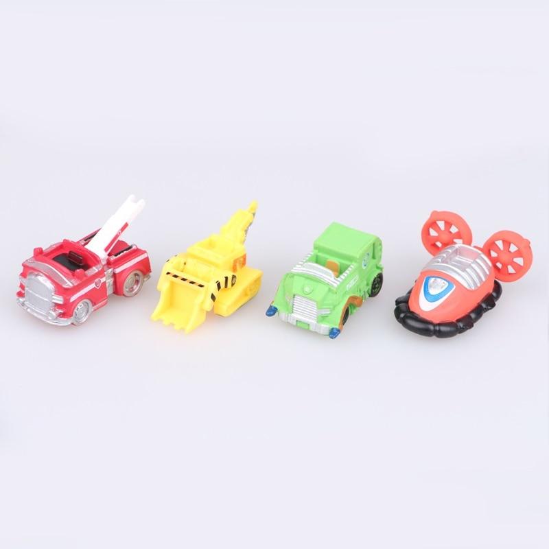 Figuras de Ação e Toy boneca de brinquedo cachorro carro Dimensões : 3.5-6cm