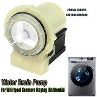 Water Drain Pump For Whirlpool Kenmore Maytag 280187 285998 8181684 8182819