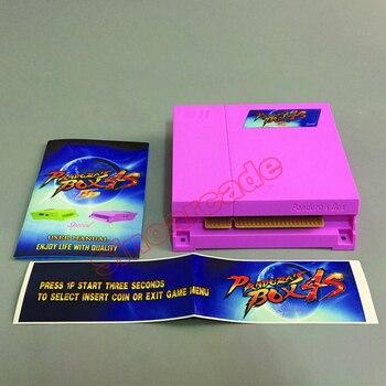 цена на Original Pandora's Box 4S JAMMA PCB 680 in 1 Multi Games Board with DHMI VGA VGA Output for Arcade MAME Game Machine Cabinets