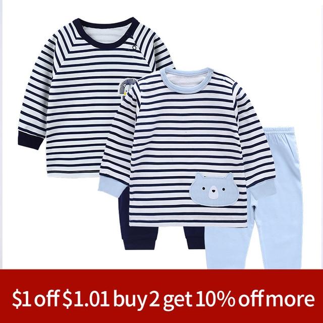 Spring Pyjama Baby Boy Children's Pajamas Set Baby Pyjamas Cotton Pajamas Kids Boys Pajamas For Boys Pijama Pajamas For Girls