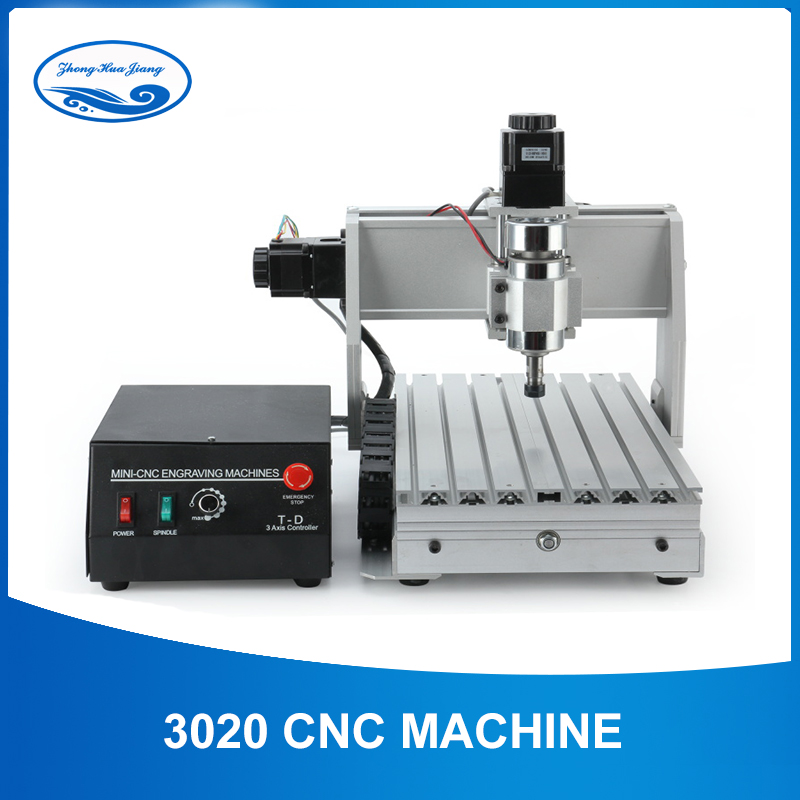CNC routeur Mini bureau 3020 T sculpture Machine 3 axes CNC sculpture sur bois CNC fraisage kit mise à niveau 3020 T fraiseuse