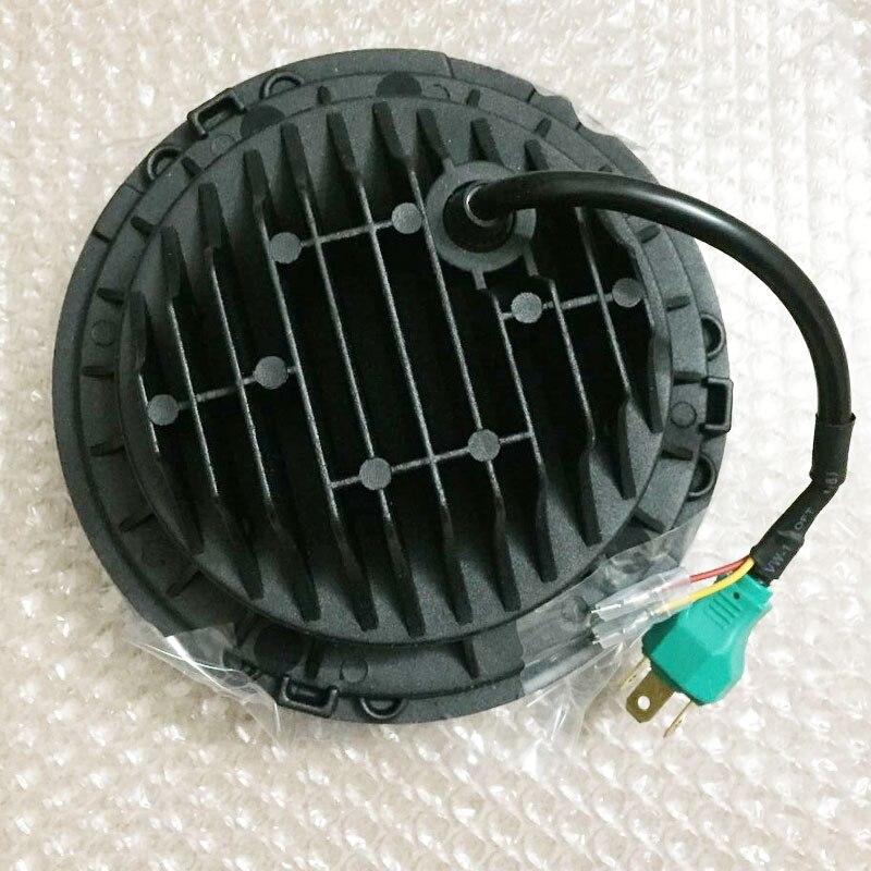 7INCH բարձր / ցածր ճառագայթ LED - Ավտոմեքենայի լույսեր - Լուսանկար 5