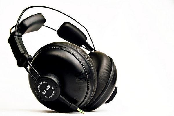 Superlux HD669 Professional Studio Standard de Surveillance Casque isolation du bruit Jeu Musique Casque écouteurs de sport Casque