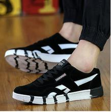 2016 Fashion Flats men Trainers Breathable Sport men Shoes Casual Outdoor Walking men Flats Zapatillas Mujer