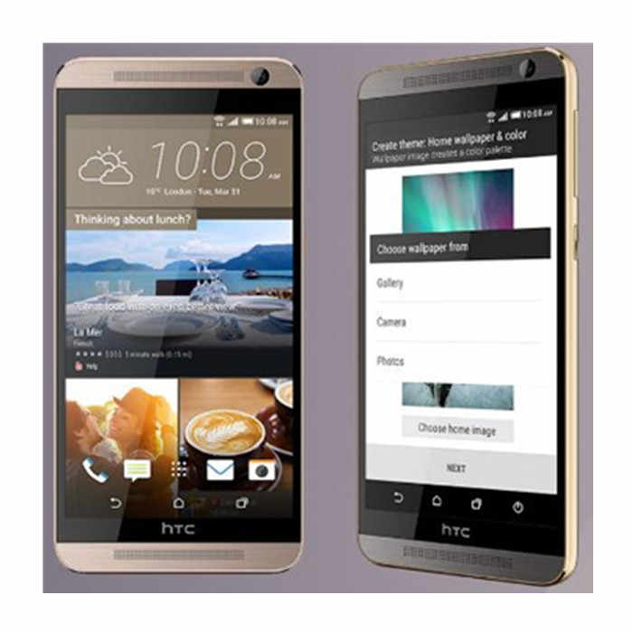 Htc One E9 + оригинальный E9 Plus E9pw 4G LTE мобильный телефон 5,5 дюймов MTK Helio X10 Восьмиядерный 3 ГБ ОЗУ 32 Гб ПЗУ 20МП смартфон