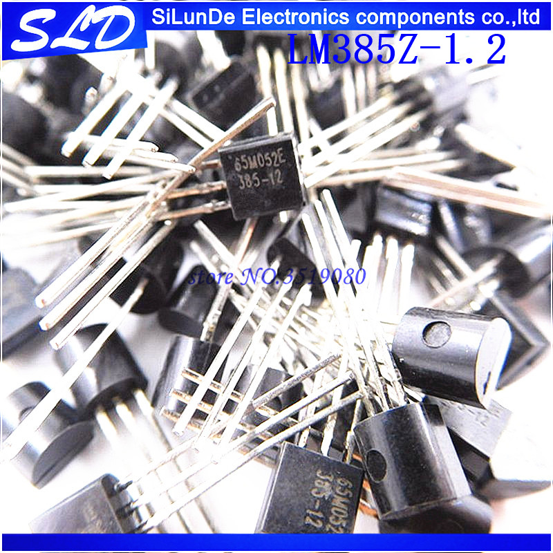 Free Shipping 100pcs/lot LM385Z-1. 2 LM385-1. 2V LM385 385-1. 2 TO-92