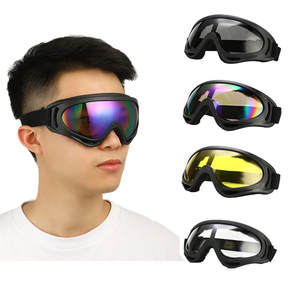 Eyewear Goggles Protective-Glasses Outdoor-Accessory Cycling Safety Anti-Sand Skiing