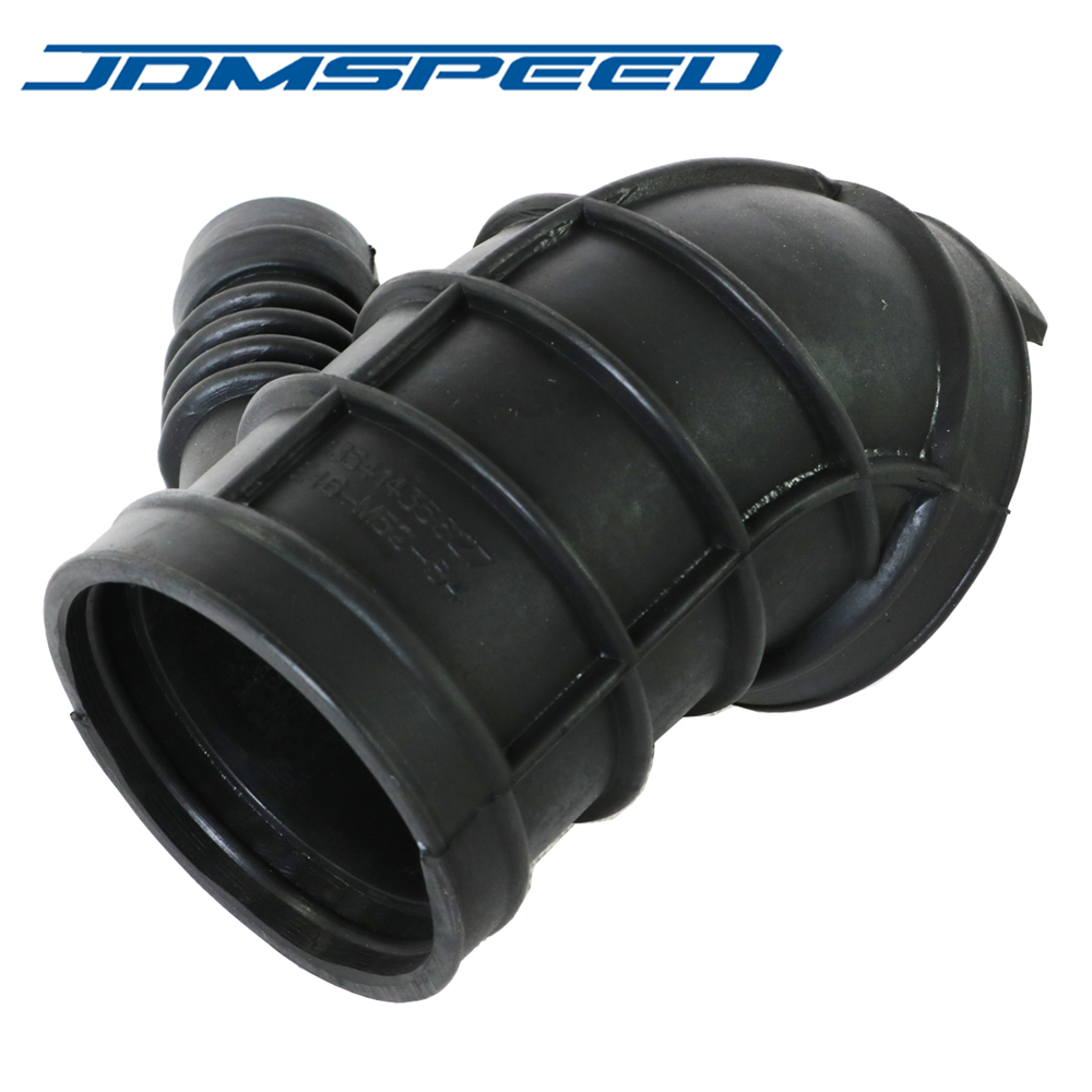 BMW e83 Intake Boot Air Mass Sensor 2 Throttle Housing hose flow meter elbow NEW