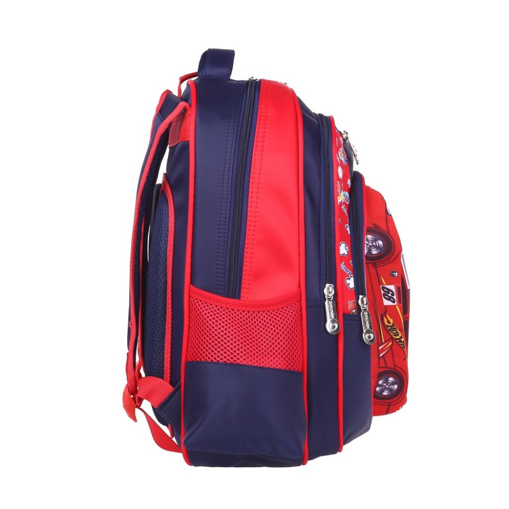 28bd9f4a5b65 3D Cartoon Big Capacity Russia Style Orthopedic School Bags For Boys ...
