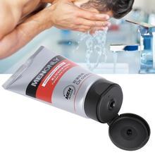 100g Men Oil-Control Facial Cleanser Moisturizing Skin Care Deep Cleansing