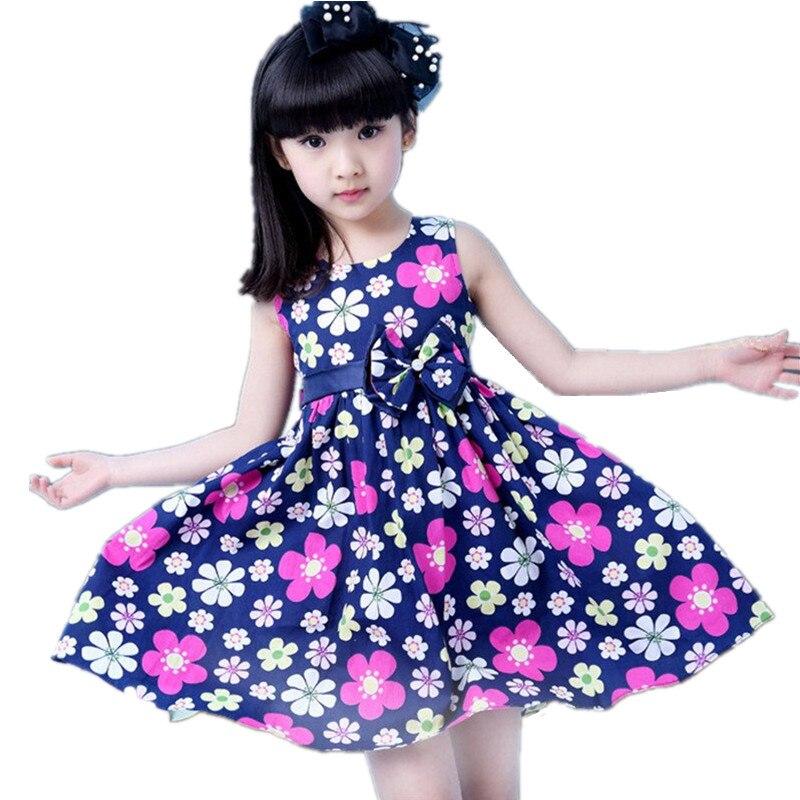 Aliexpresscom  Buy 2017 Brand Baby Girl Dress Birthday Infantil Kids Clothes Flower Fashion Next Sleeveless Summer Dress Vestidos Children -5811