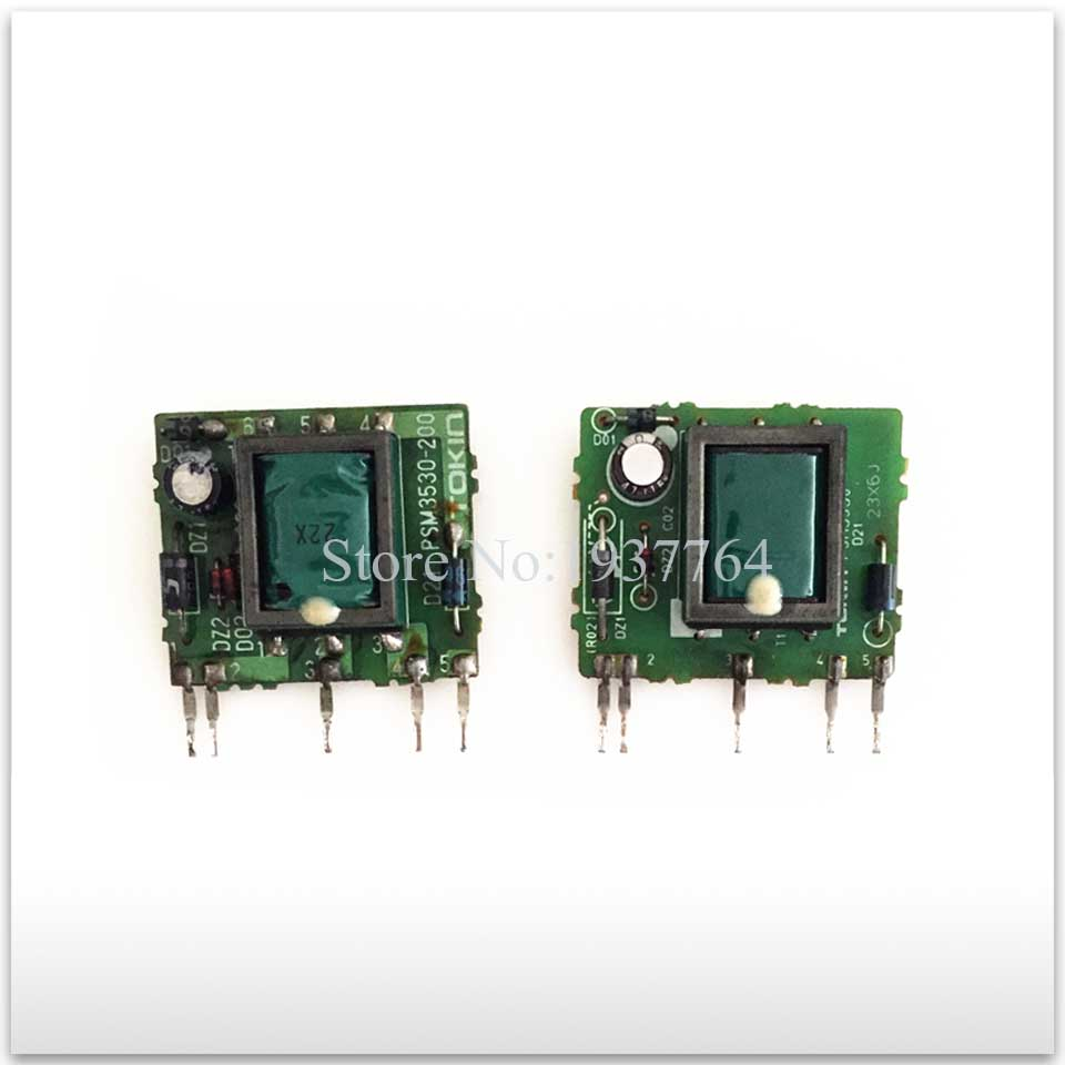 все цены на 2pcs/lot for Mitsubishi air conditioning power supply module PSM3530 B001-Z1-0 used онлайн